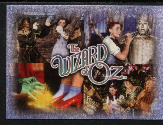 Wizard of OZ promo (breygent)